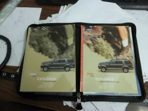 2004 ford explorer xlt owners manual