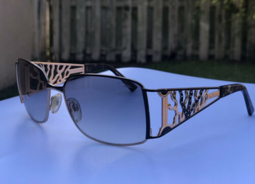 Cazal Sunglasses Gold/brown/black 9015