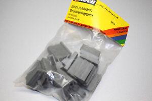 Noch-53521-20-Stueck-Brueckenkappen-gerade-3cm-Spur-H0-OVP