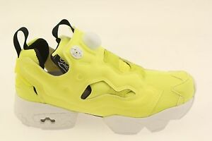 b7d3fe95246612 Image is loading 159-99-Reebok-Women-InstaPump-Fury-Overbranded-yellow-