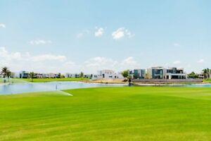 Terreno a la venta en campo de golf Marina Mazatlán
