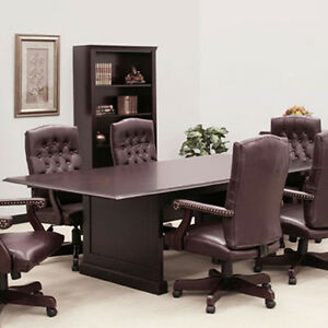 TRADITIONAL BOARDROOM TABLE AND CHAIRS SET Ft Conference Room - Conference room table and chairs set