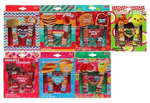 LOTTA LUV PICNIC PALS LIP BALM YUMMY FOOD FLAVORS U CHOOSE ~ BACON, POPCORN MORE | eBay