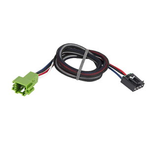 5504 Draw Tite Brake control with Wiring Harness 3066 FOR 2012-2018 Mercedes