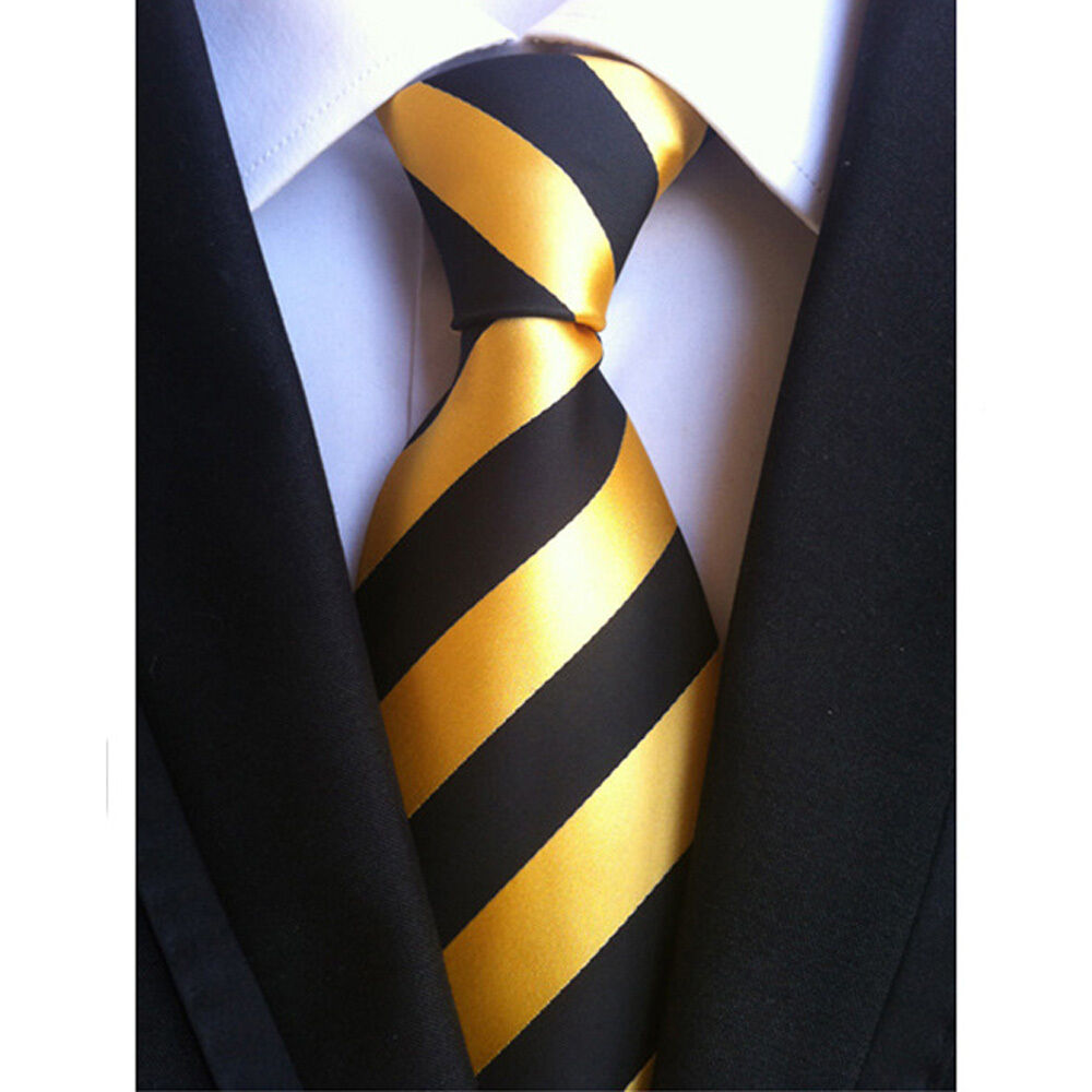 172KT NEW mens 100/% silk neck tie blue pink stripes wedding party prom ties