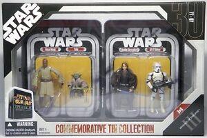 Clone Trooper Skywalker Jango Fett Count Dooku Commemorative Tin Collection 2006