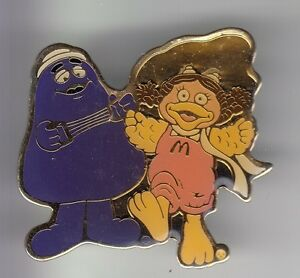 RARE-PINS-PIN-039-S-MC-DONALD-039-S-RESTAURANT-GRIMACE-GROSSE-DOUCEUR-CANARD-17