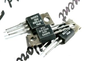 4pcs-Philips-BYQ28-200-RECTIFIER-DIODE-NOS