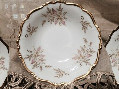 Edelstein Bavaria Maria-Theresia Vintage China Oakland 3 Lot Fruit Bowls Germany
