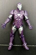 "Marvel Universe Arctic Iron Man Mark XXXII 3.75"". Loose MINT Display"