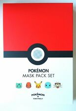 [TONYMOLY] Pokemon Edition Mask Sheet 21g x 5 Type All Skin Popular Korea Beauty