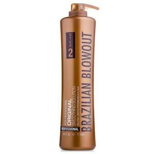 New Brazilian Blowout Professional Smoothing Solution Step 2 34 Oz Ebay