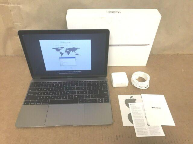 ⭐ 2017 Apple MacBook 12