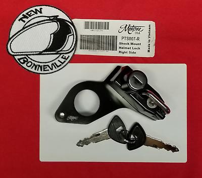 50714-MCA-S40 MADE BY HONDA GOLDWING GL1800 Helmet Lock Knob