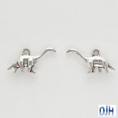 Bulk Dinosaur Charm Pendant Select Qty 5/10/20