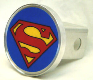 Exterior Soccer-national Teams Superman Custom Made Hitch Cover In Pain