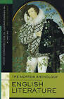 The Norton Anthology of English Literature: v. B: 16th and Early 17th Century by WW Norton & Co (Paperback, 2005)