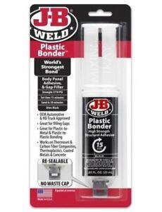 J-B Weld 50139  - Plastic Bonder - Body Panel Adhesive & Gap Filler  - T48 Post  43425501394
