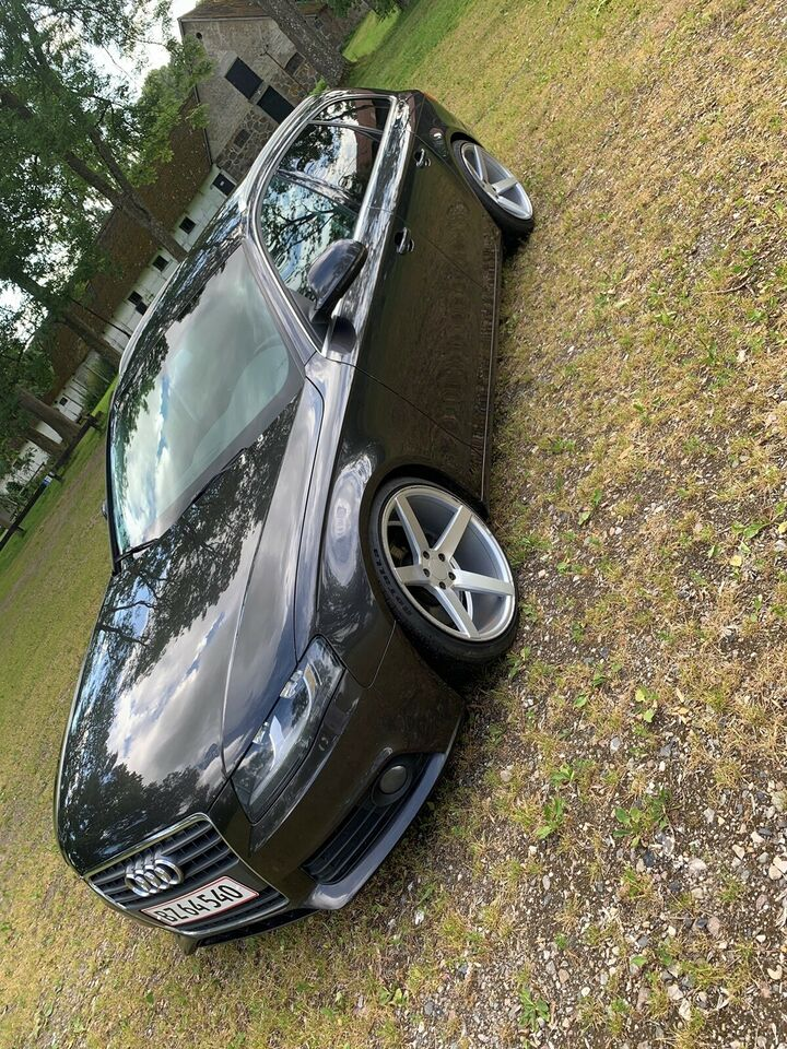 Audi A4, 2,0 TDi 143 Avant, Diesel