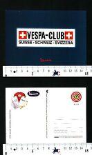 VESPA - CLUB - SUISSE - SCHWEIZ - SVIZZERA - 56919