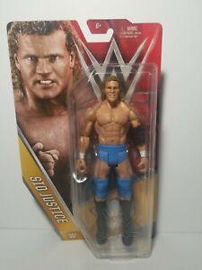 Mattel WWE Basic Series 63 Sid Justice Viscious Sycho WWF WCW