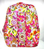 NEW VERA BRADLEY SMALL BACKPACK PURSE CLEMENTINE