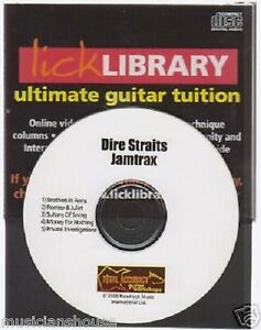 Lick library dire straits