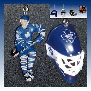 Image Is Loading Nhl Hockey Toronto Maple Leafs Mask Amp Choice