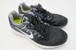 f927d2bbfc61 Nike Air zoom structure 20 running shoe Women s Black Size US 10 EU ...