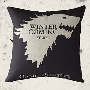 Game-of-Thrones-Stark-Direwolf-Home-Decorative-Cotton-Linen-Pillow-Case-Cushion