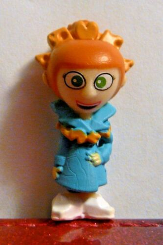 Despicable Me Mineez Series 1 #62 CHEESY LUCY Mini Figure Mint OOP