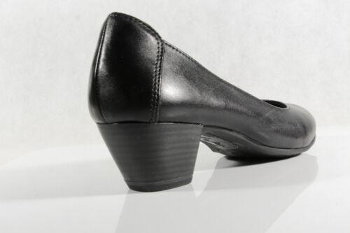 Pantofole Décolleté Di Tozzi Nero Ballerina Nuovo Marco Ezq8B