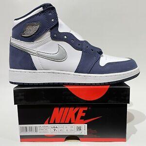Nike Air Jordan 1 Retro High CO.JP Midnight Navy Women's 8.5 (GS ...