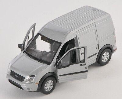 BLITZ VERSAND Ford Transit Connect Transporter weiss white Welly Modell 1:34 NEU