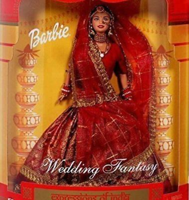 Free Shipping RG359 Color May Vary Barbie /& Ken India India Mattel Gift Pack