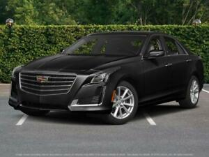 2019 Cadillac CTS Sedan Premium Luxury AWD