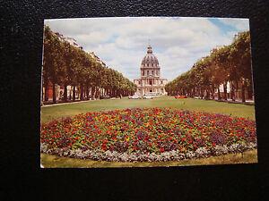 Francia-Tarjeta-Postal-Paris-Los-Invalides-cy27-Francesa