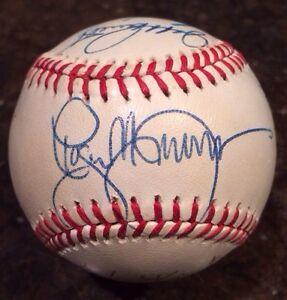 1989-1990-Philadelphia-Phillies-Partial-Team-Signed-Autographed-Baseball-Kruk