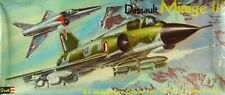 Revell 1:32 Dassault Mirage III Plastic Aircraft Model Kit #H-185U