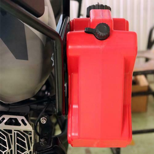 Fuel//Jerry Can and SRC Bracket kit for 2016-2021 Royal Enfield Himalayan