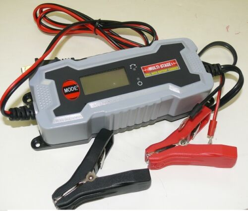 12V Car Motorcycle Battery Charger for 12-Volt Sealed Lead-Acid