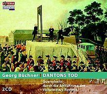 Dantons Tod: Hörspiel von Büchner, Georg   Buch   Zustand sehr gut