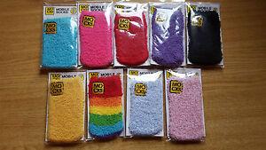 Mocks Fluffy Phone Sock Cover To Fit Nokia C5 C5 05 C5 03 301 220 225 230 Ebay