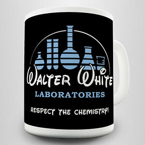 Breaking Bad Inspired Walter White Laboratories Coffee Mug