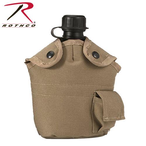 Rothco 40010//40011//40012 G I Canteen cover Type Enhanced Nylon 1 Qt