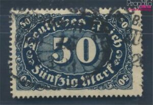 aleman-Imperio-246c-examinado-usado-1922-digitos-8248786