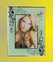 Glas Bilderrahmen Libellen-deko Mit Schnörkel 17x22cm Bild 10x15 Cm Valentinstag