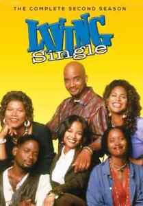 Image Is Loading Living Single Season 2 3 Discs 1994 Kim