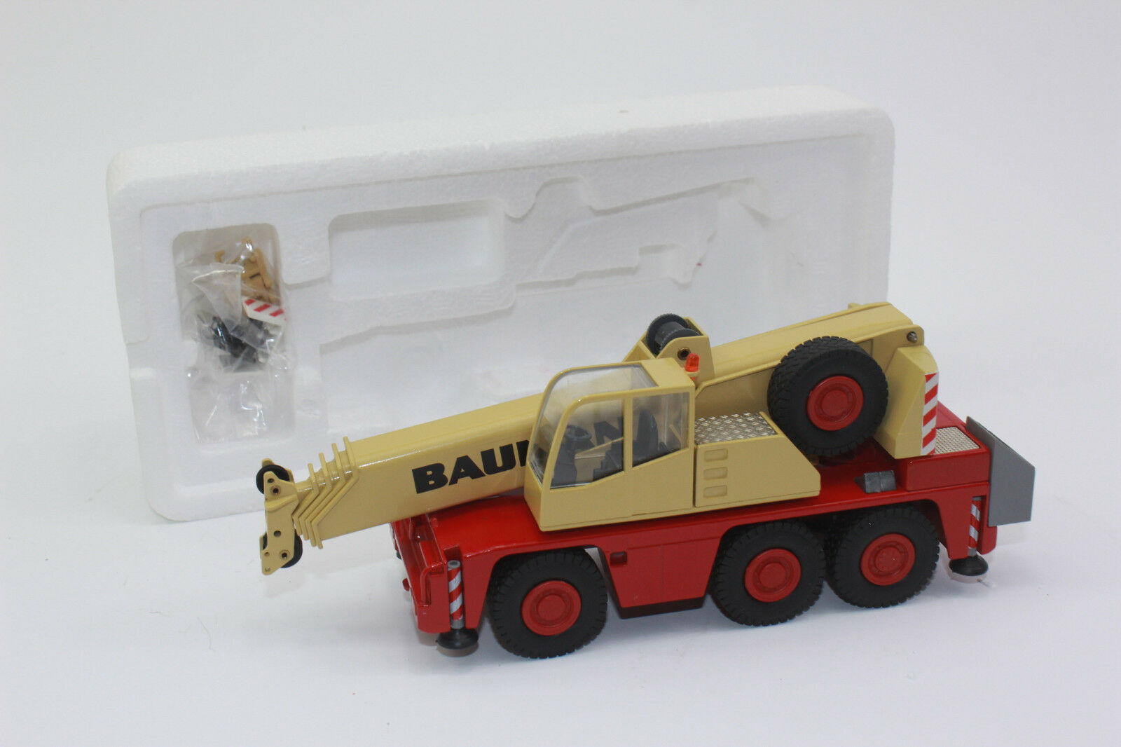 Xx Xx Xx Conrad 2093 1.Version Demag Ac 40 Car Crane Baumann 1 50 New with Original 1fac3a