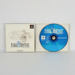 FINAL-FANTASY-1-FF1-PS1-Playstation-For-JP-System-p1